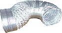 Aluminiumschlauch Q25 7m