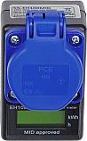 Energie- und Stundenzähler im Steckergehäuse SG-EH100MID (geeicht)