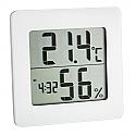 Digitales Thermo-Hygrometer mit Uhr