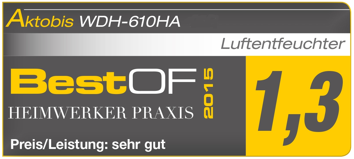 Best of Heimwerker Praxis 2015