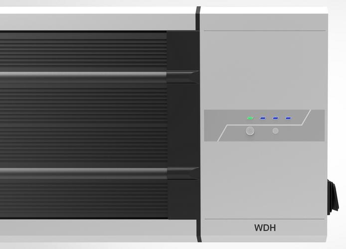 WDH-180DS Bedienbereich