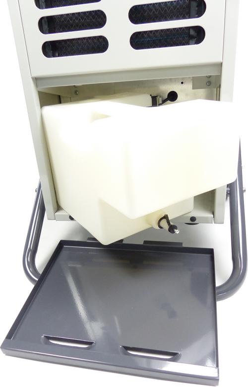 Bautrockner WDH-50B Kondenstank