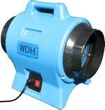 Kunststoffgebl�se WDH-AP11